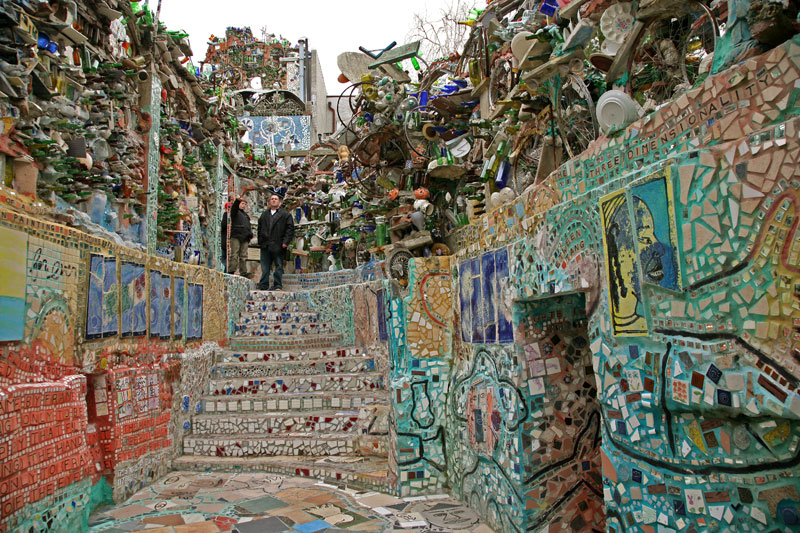 Lets talk mosaics Zagar Gaudi a blog for friend